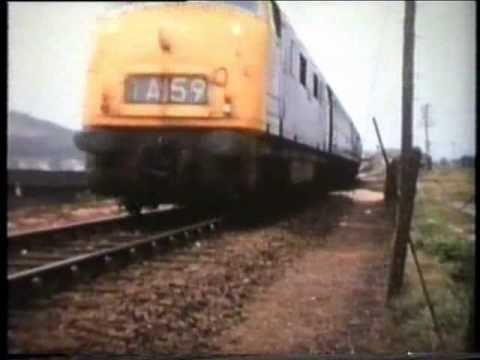 Barnstaple & Ilfracombe Railway 1970.flv