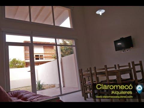 Duplex 19 - Planta Baja - Claromeco Alquileres