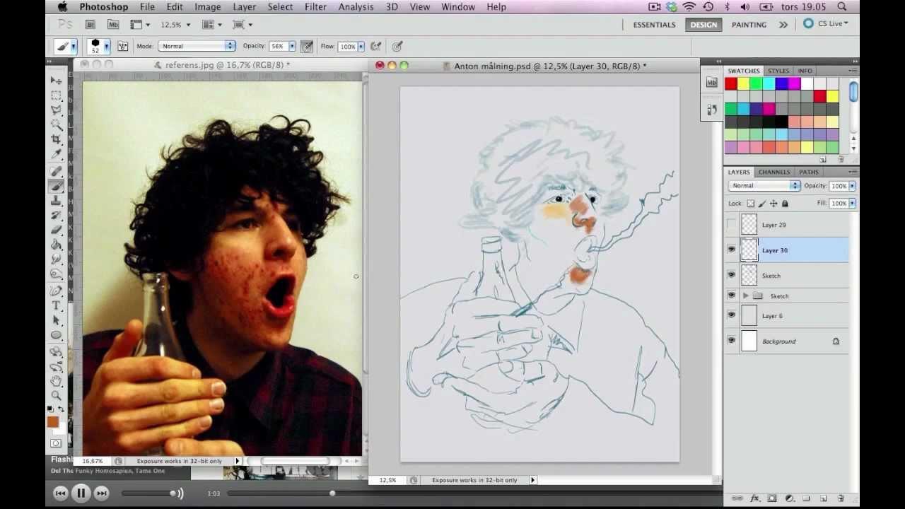 Graphic Design Portfolio Examples For College