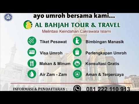 Testimoni jamaah umroh bersama Al Bahjah Tour & Travel.
