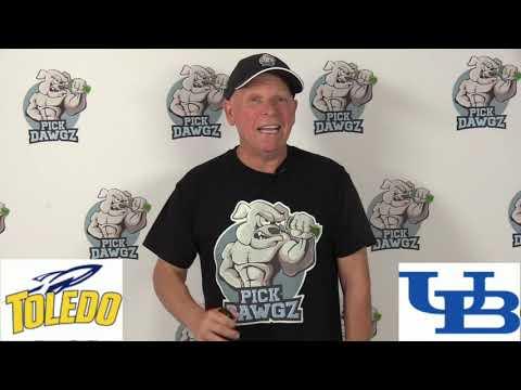 Buffalo vs Toledo 11/20/19 Free College Football Pick and Prediction Week 13 CFB Tips