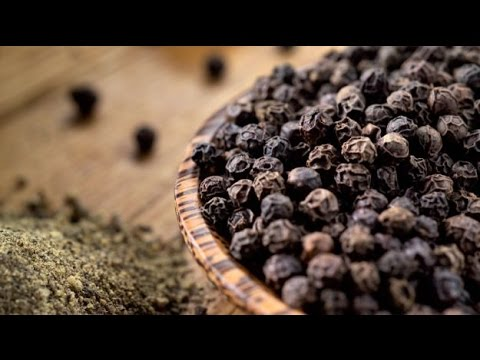Black pepper will Protect you from CANCER, DIABETES and other Diseases!