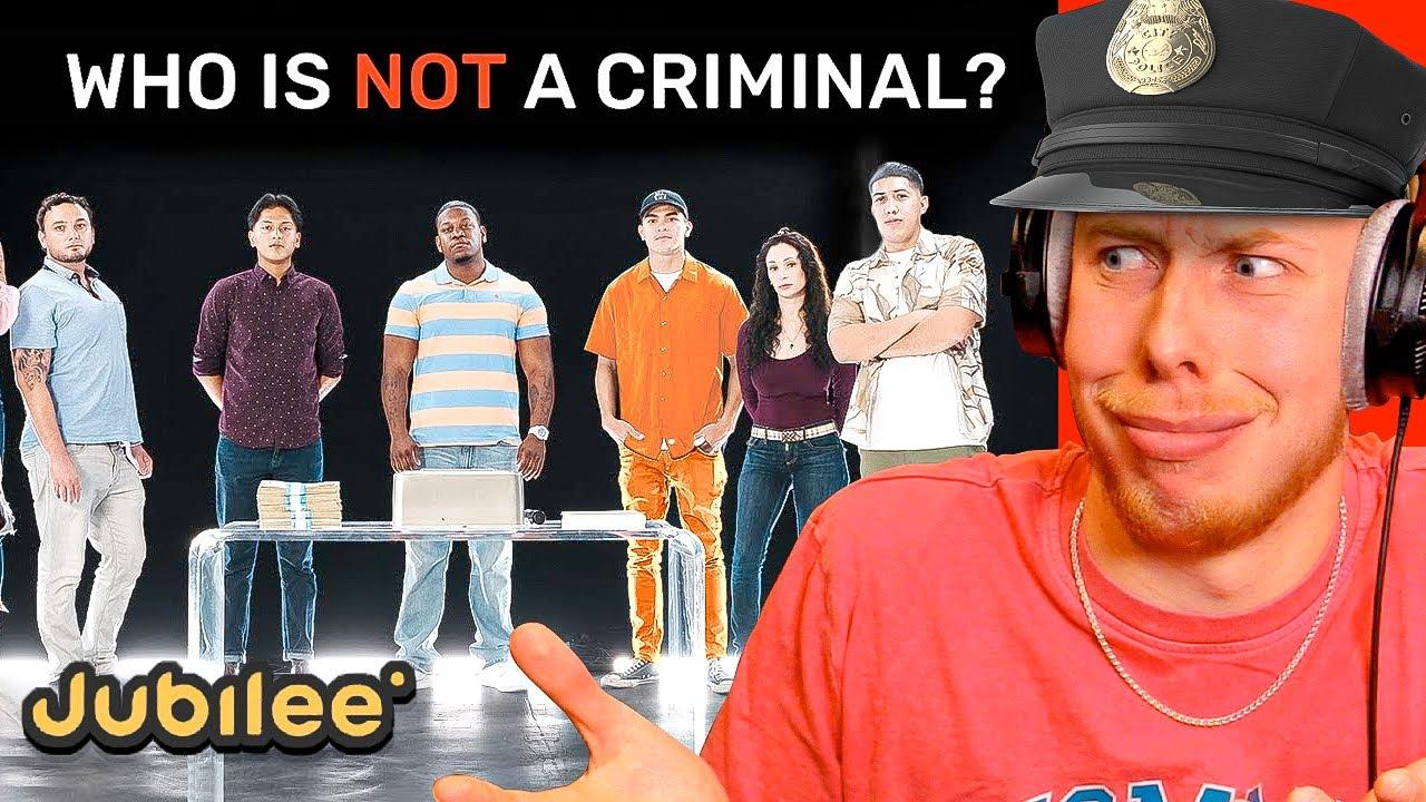 1 UNDERCOVER COP VS 6 CRIMINALS