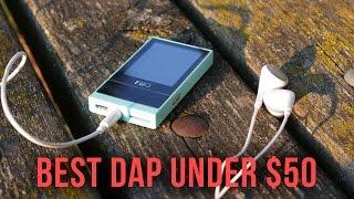 FiiO M3 - Best DAP Under $50 | Review
