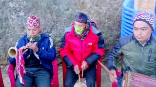 Baglung majhkharka  PANCHE BAJA - SSLJJYC