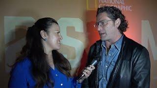 Everardo Gout Interview: Mars Season 2   National Geographic