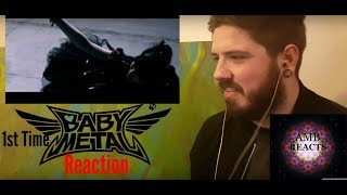 This is the first time I've ever listened to Babymetal. I was so su...