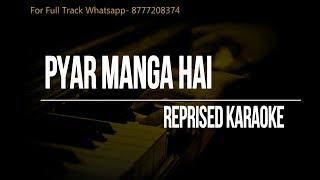 Pyar Manga Hai | Reprised Karaoke | Kishore Kumar | Bappi Lahiri | Armaan Malik