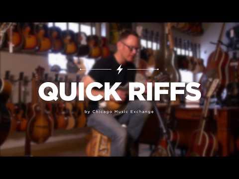 gibson custom shop f-9 mandolin | cme gear demo