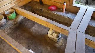 Гидроизоляция подпольного пространства