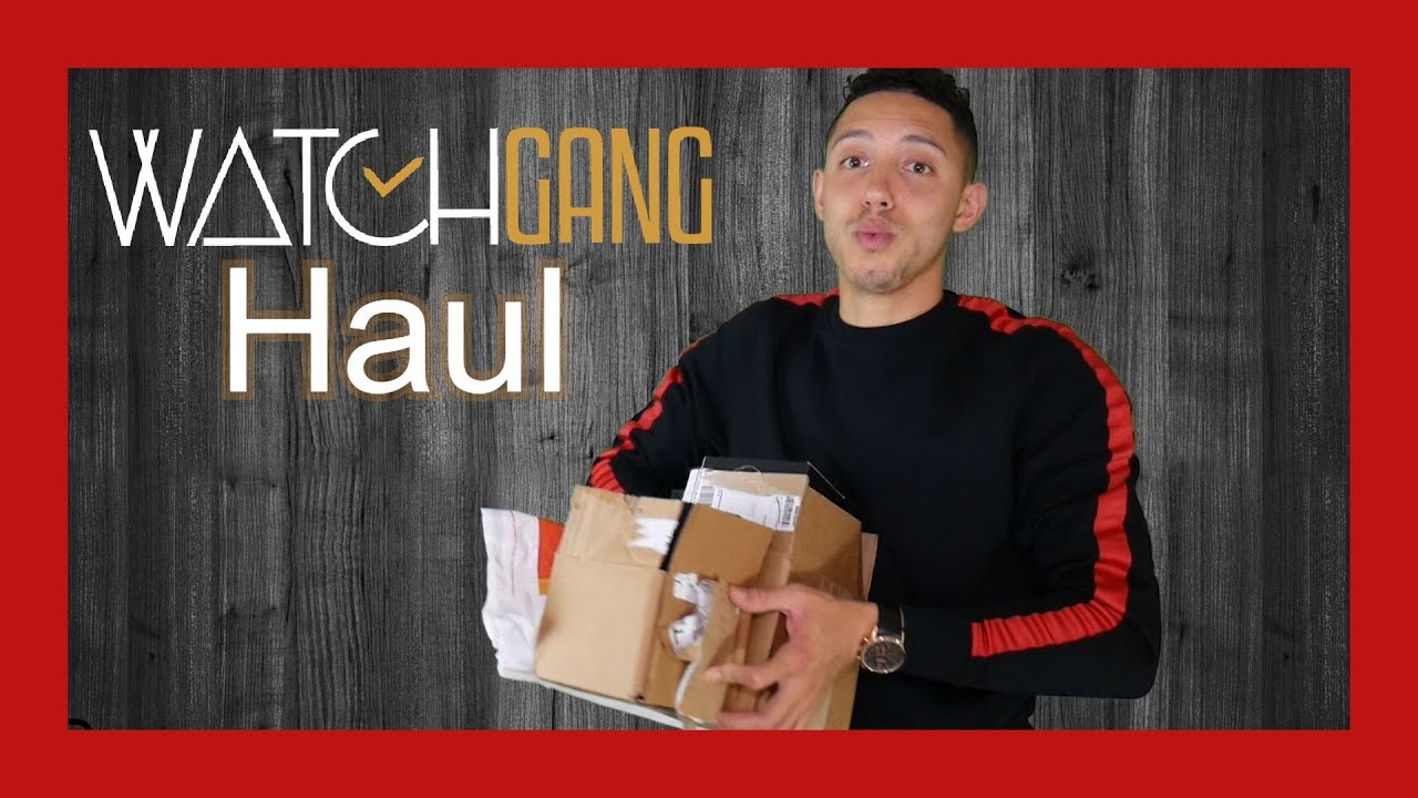 Download Watch Gang Haul - The Best Watch Subscription
