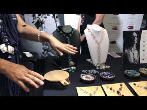 I Love Chakra Handmade Healing Crystal Jewellery - MindBodySpirit Festival