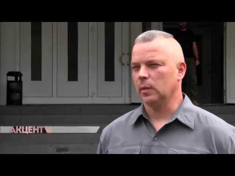 НТА - Незалежне телевізійне агентство: Лінія фронту є і в парламенті: військовий Михайло Заброцький іде на вибори