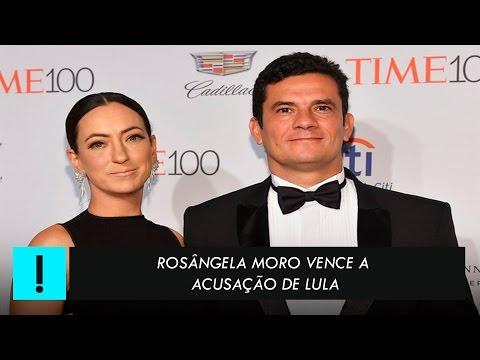EXCLUSIVO: Rosângela Moro vence a acusação de Lula