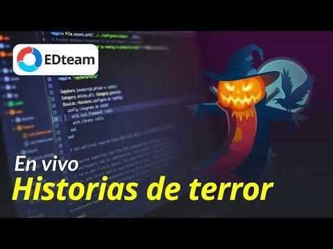 Historias de terror de programadores (en vivo)