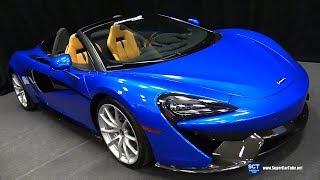 2018 McLaren 580 S - Exterior Interior Walkaround - 2018 Montreal Auto Show