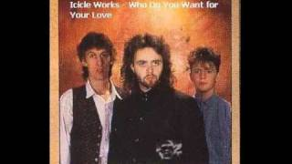Icicle Works - Who Do You Want for Your Love
