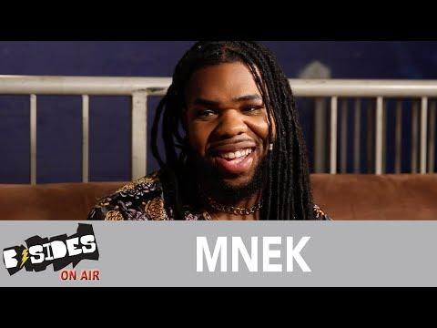 MNEK Talks 'Language', Challenges of Learning Choreography