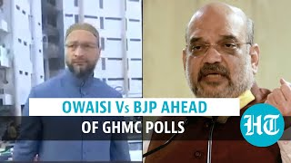 'Is Amit Shah sleeping?' Owaisi counters BJP's 'Rohingyas in voter list' charge