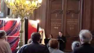 """Alain Lecarpentier aux """"regardeurs de lumière"""""""