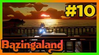 Ylands - Última revisión del barco 🚤 - Bazingaland Cap. 10 - Gameplay Español