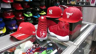 buy online 66fcb a9007 Nike Air Jordan 11 Gym Red, at Street Gear Hempstead NY