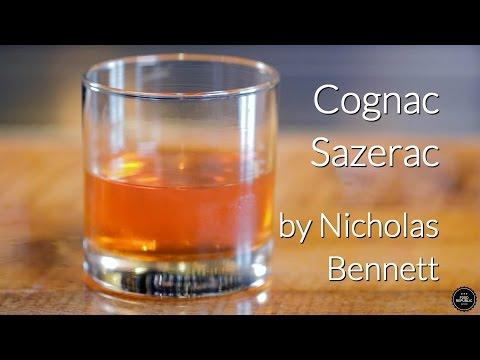 How to Make a Cognac Sazerac with Porchlight's Nicholas Bennett