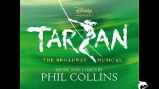 Phil Collins - Two Worlds (Tarzan) Piano Solo