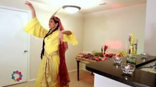 "Persian Dance ""Sayyad"""