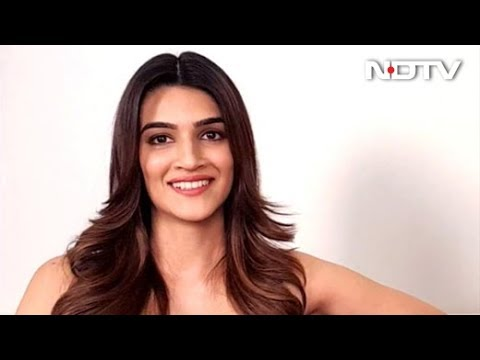 Kriti Sanon Explains How Bollywood Stars Prepare For Media Interviews