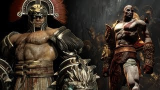 God of war III Hercules battle