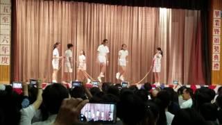 李志達紀念學校 跳繩隊2015-2016