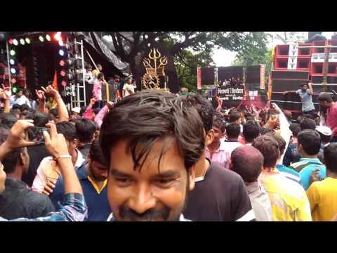 Pune ganapati visarjan 2016