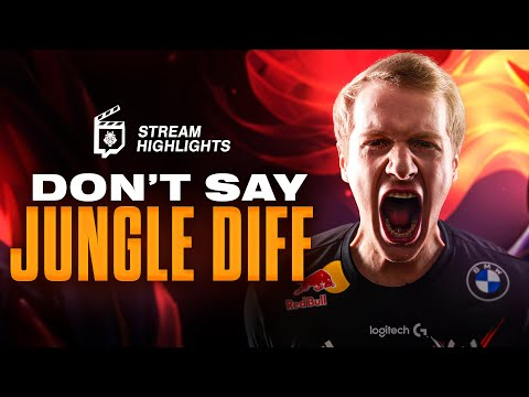 DON'T SAY JUNGLE DIFF! | G2 LoL Stream Highlights