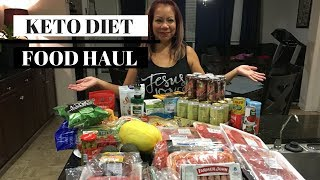 KETO DIET GROCERY HAUL (2018) Whole Foods/WinCo
