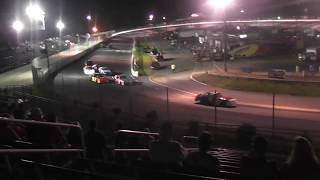 Mini Stock Race Caraway Speedway first race in #76 car part 3