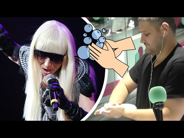 Wash Your Hands - Lady Gaga Edition | Fifi, Fev & Byron