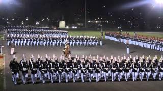 Desfile Escuela Militar de Chile 2011 HD Chilenische Parade