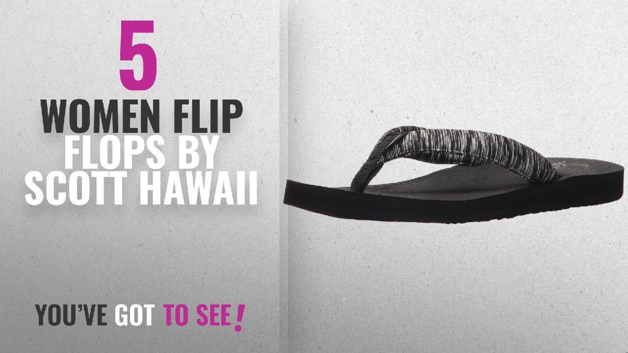 923fe0127 Top 5 Scott Hawaii Women Flip Flops  2018   Scott Hawaii Women s ...