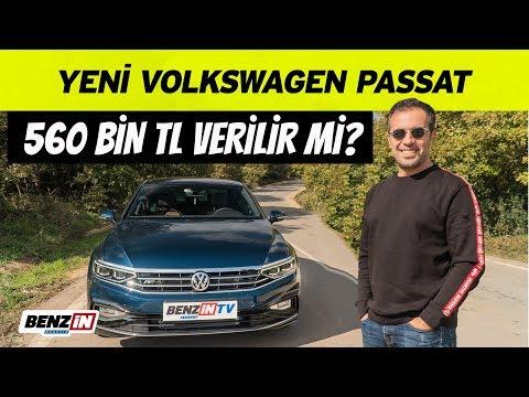 Yeni VW Passat Test Sürüşü | 560 Bin TL'ye Passat Mı Olur?