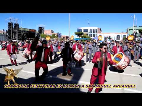 FIESTA PATRONAL SAN MIGUEL ARCANGEL 2017 ➤ DISTRITO COPANI  ✓  RADIO SUPER STEREO COPANI ➤