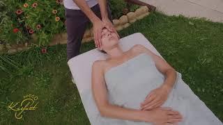 Антистрессовый массаж лица