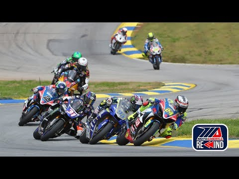 MotoAmerica Rewind: Road Atlanta EBC Brakes Superbike - As Seen on FS2