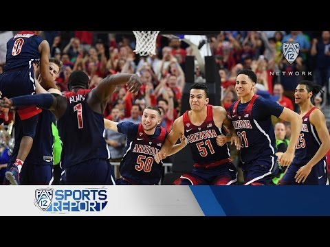 Highlights: Arizona men