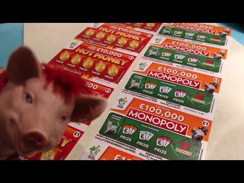 Scratchcards .....Get Fruity...Hot Money...Monopoly..Lucky Lines...20x Cash...Likes needed?