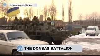 Donbas Battalion Returns on Frontline Action: Volunteer troops suffered brunt of Ilovaisk battle