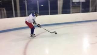bva blind hockey washington wheelers tucker road