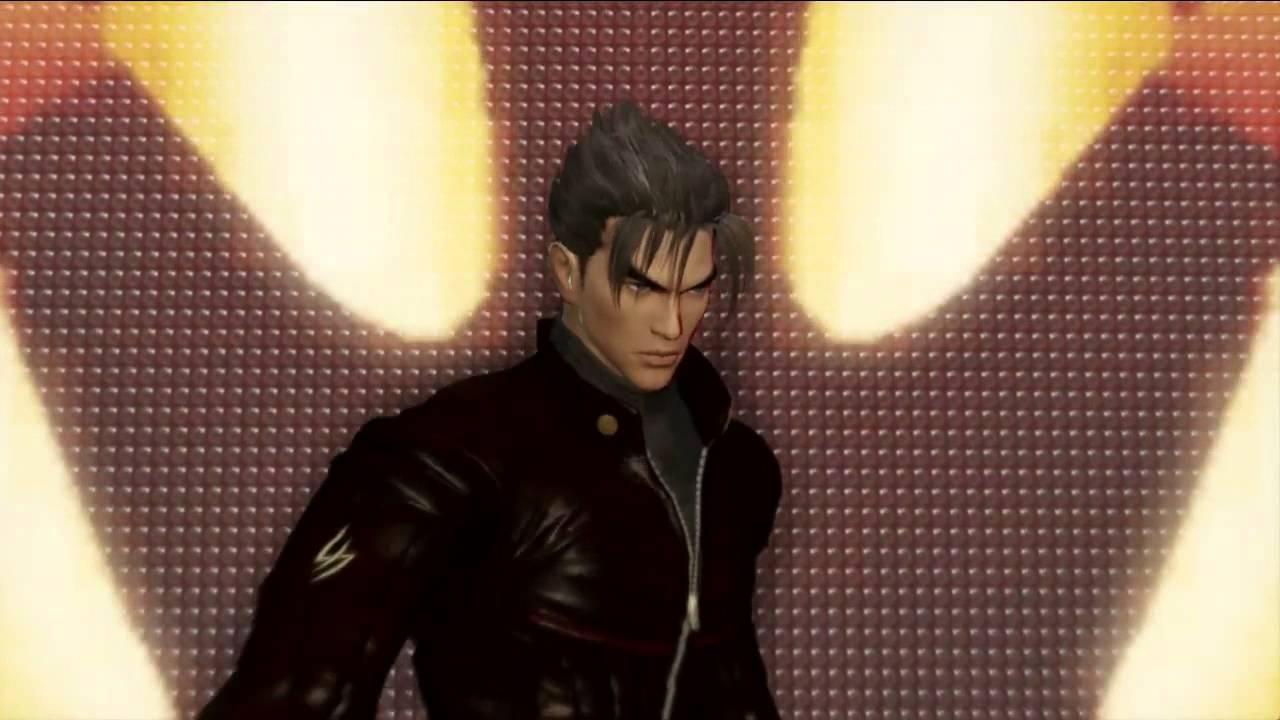 Tekken Tag Tournament 2 Jin Kazama Race Outfit Intro V4 Youtube