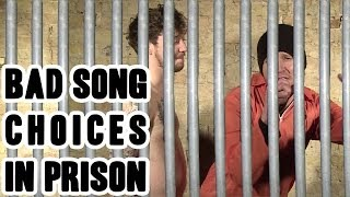 Bad Song Choices In Prison || CopyCatChannel