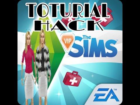 Cara Hack VIP Point Di Game The Sims Freeplay terbaru 2016